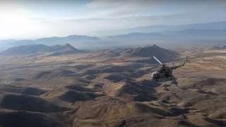 Російський гелікоптер
