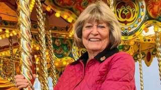 Carol Hart, leader of Erewash Borough Council