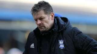 Birmingham City boss Steve Cotterill