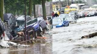 Flood: O kéré tán ènìyàn 80 ló ti d'òkú nítori òjò àrọ̀rọdá tó fa omí yalé agbara ya sọọbù