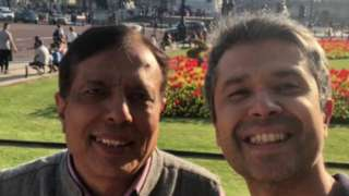 Prof Kailash Chand and Dr Aseem Malhotra