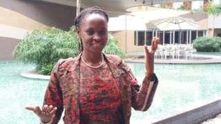 Ginette Karirekinyana yatanguje ishirahamwe Karire Products rikorera i Bujumbura na Gitega