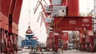 Doraleh Multi-Purpose Port in Djibouti