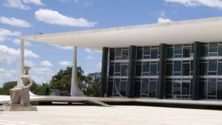 Edifício do STF em Brasília