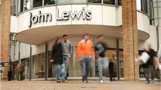John Lewis store Kingston upon Thames
