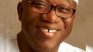 Kayode Fayemi tests positive to COVID-19