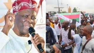 Yoruba Nation Agitation: Tani ó ó da ẹgbẹ́ àwọn ajìjàgbara Yorùbá Nation rú