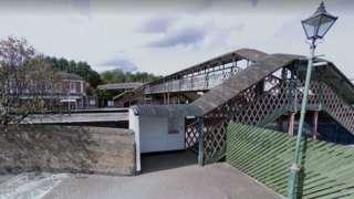 St Denys station