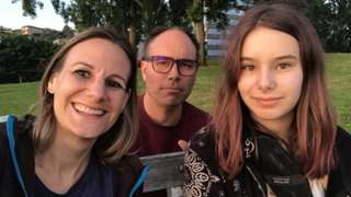 Jessica, Aaron, Alice