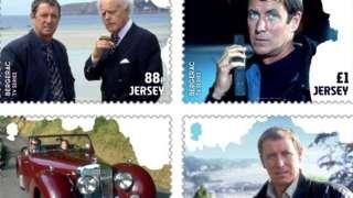 Bergerac stamps