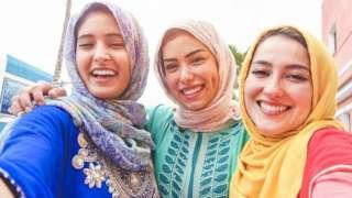 मुस्लिम लड़कियां