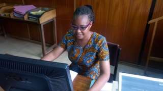 Mfanyakazi wa serikali Betty C Ngeno