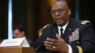 Gen Lloyd Austin. File photo
