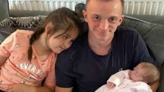 Joshua Robertson and family