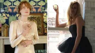 Florence Welch and Julia Roberts
