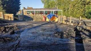Playground at Halesfield Day Nursery