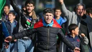 Celebraciones en Azerbaiyán