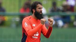 Moeen Ali strikes