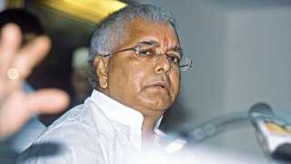 లాలూ ప్రసాద్ యాదవ్