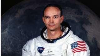 Apollo 11 astronaut Michael Collins. Photo: July 1969