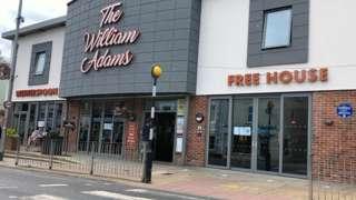 William Adams pub