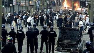 Bradford riots 2001