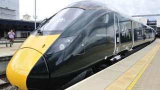 New intercity train