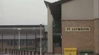 Tŷ Llywelyn mental health unit