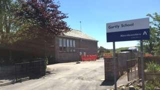 Gartly School