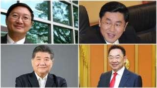 Thaksin team