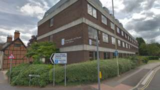 Basingstoke and Deane Civic Offices