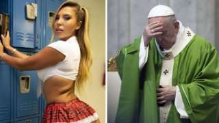 Pope Francis Instagram: Vatican explain why Pope like Brazilian sexy model picture