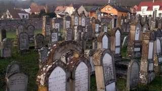 قبرستان یهودیان
