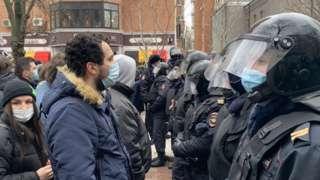 Митинг в Ростове