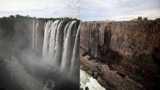 Victoria Falls (Image: Reuters)