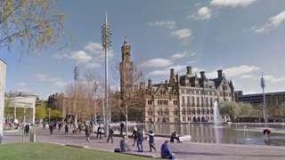 Bradford Centenary Square