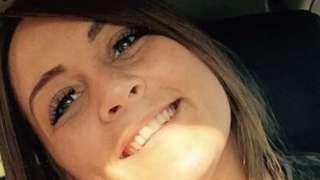Emma-Jayne Magson selfie