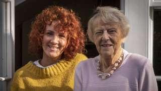 Karolina and Joan