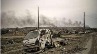 تبنى تنظيم الدولة الإسلامية المئات من الهجمات منذ هزيمته في آخر جيب له في سوريا في عام 2019