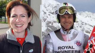 Victoria Cilliers and Emile Cilliers