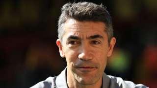 Wolves boss Bruno Lage