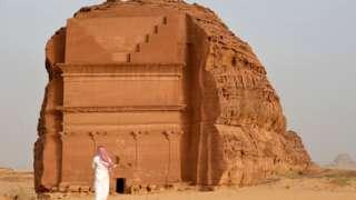 القصر الفريد بمدائن صالح مدرج بقائمة التراث العالمي لليونيسكو