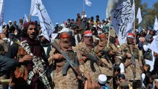 တာလီဘန်တွေဟာ အာဖဂန်ကို ၁၉၉၆ ခုနှစ်မှာ စတင်အုပ်ချုပ်ခဲ့ပြီး ၂၀ဝ၁ ခုနှစ် နှစ်ကုန်ပိုင်းလောက်မှာ အမေရိကန် ဦးဆောင်တဲ့ တပ်တွေရဲ့ ဖယ်ရှားခြင်းကို ခံခဲ့ရ