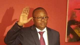L'ancien Premier ministre Bissau-Guinée, Umaro Sissoco Embalo, est candidat à la présidentielle.