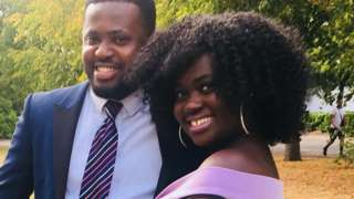 Mary Agyeiwaa Agyapong and Ernest Boateng