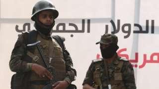 Pro-Houthi soldiers in Sanaa, Yemen. Photo: August 2021