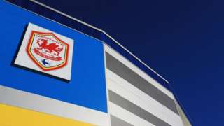 Cardiff City's ground