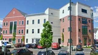 Copeland Borough Council offices