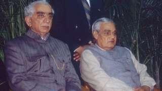 జస్వంత్ సింగ్ తన హనుమంతుడు అని వాజపేయి సరదాగా అంటుండేవారు