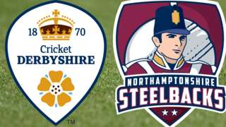 Derbyshire v Northants